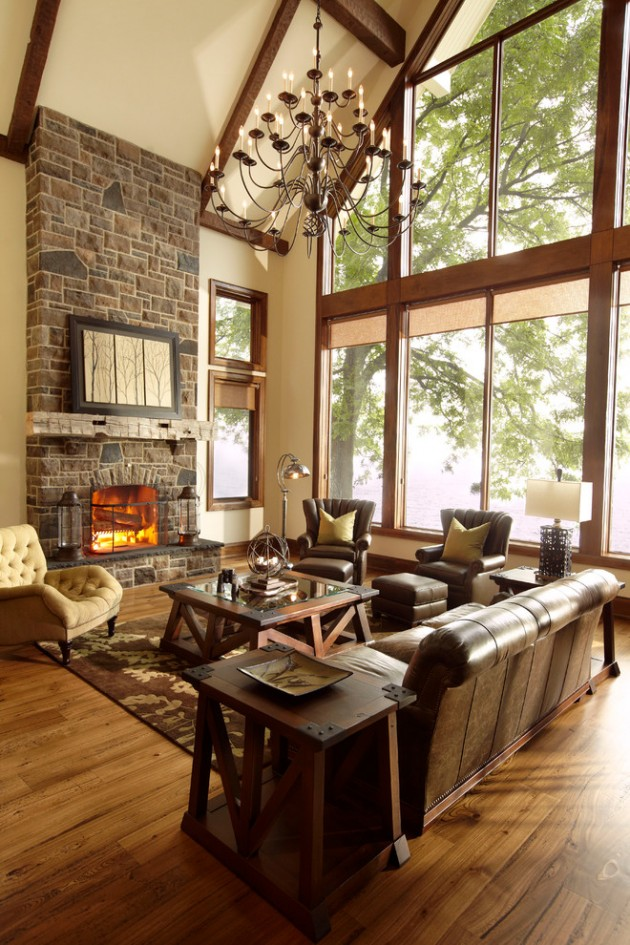Cabin Designs Interior