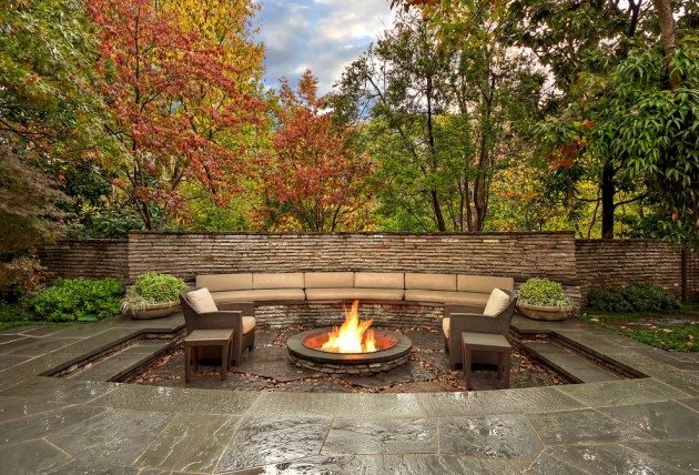 16 Exceptional Mid-Century Modern Patio Designs For Your ... on Mid Century Patio Design  id=37573