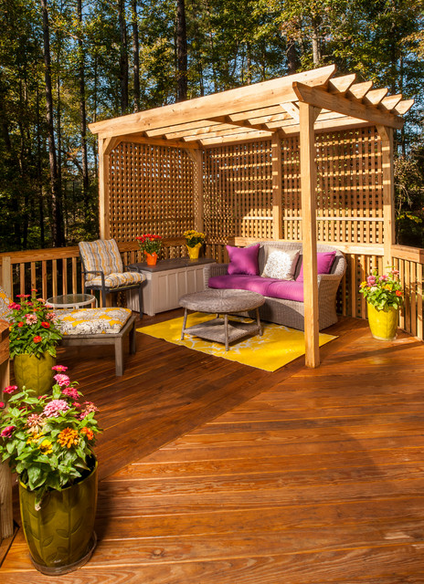 18 Effective Ideas How To Make Small Outdoor Seating Area on Small Garden Sitting Area Ideas  id=53981
