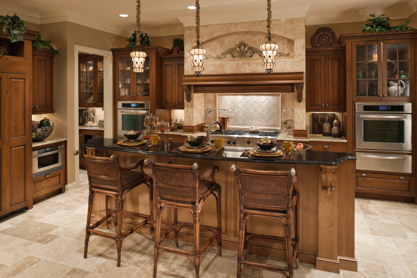 Kitchen Design Ideas Traditional