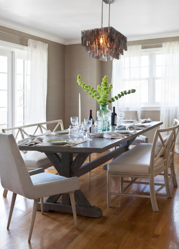 15 terrific transitional dining room designs that will fit on dining room inspiration id=67031