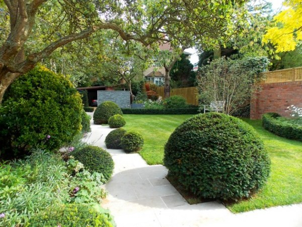 landscaping garden design ideas 18 Impeccable Transitional Landscape Designs To Make The