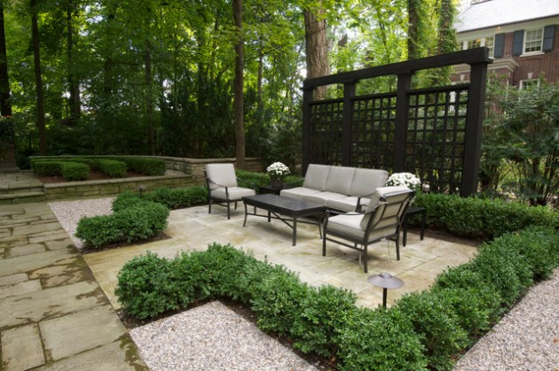 18 Effective Ideas How To Make Small Outdoor Seating Area on Small Garden Sitting Area Ideas  id=53096