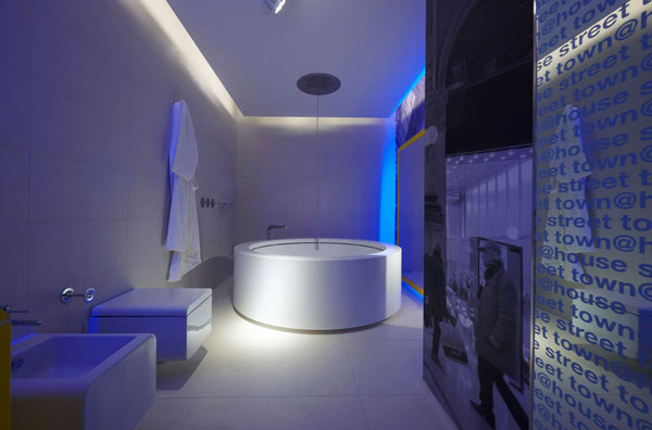 Led Bathroom Ceiling Lights