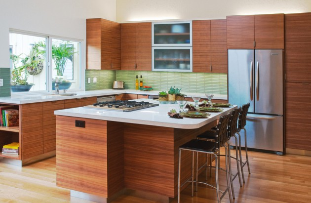 Charming Mid Century Kitchen Designs Take Back