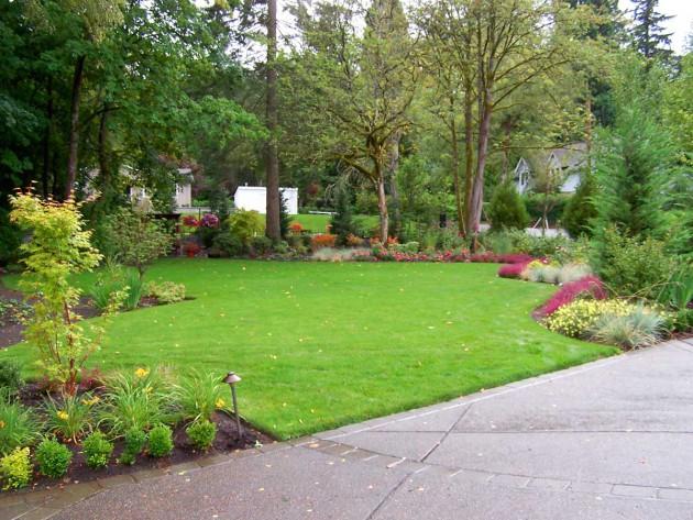 16 Simple But Beautiful Backyard Landscaping Design Ideas on Beautiful Backyard Ideas id=93785
