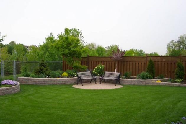 16 Simple But Beautiful Backyard Landscaping Design Ideas on Beautiful Backyard Ideas id=43313