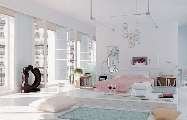 See more ideas about house decorating ideas apartments, simple bedroom design, tiny house layout. 17 Fascinating Penthouse Bedroom Design Ideas That You