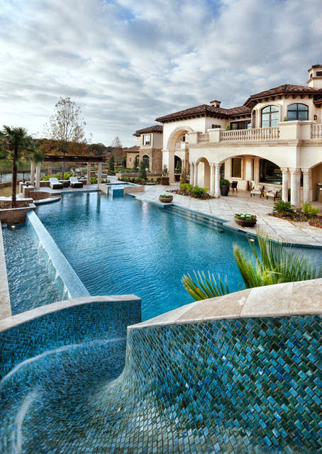 20 Artistic Mediterranean Swimming Pool Designs Youre
