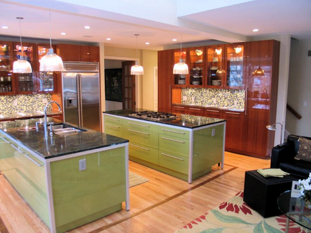 Kitchen Design Ideas Windows