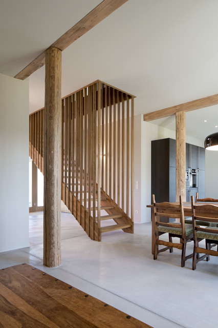 20 Uplifting Rustic Staircase Designs That You Can T Dislike