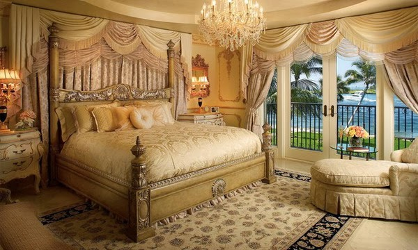15 ultra luxury bedrooms that are going to fascinate you