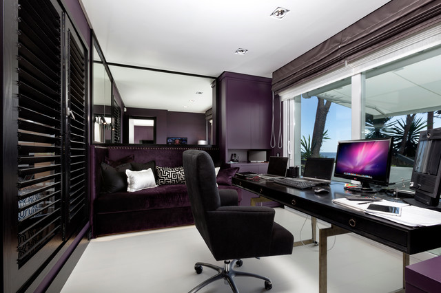 16 Extraordinary Modern Home Office Designs That Will