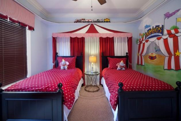 16 Joyful Disney Themed Bedroom Designs That Will Delight