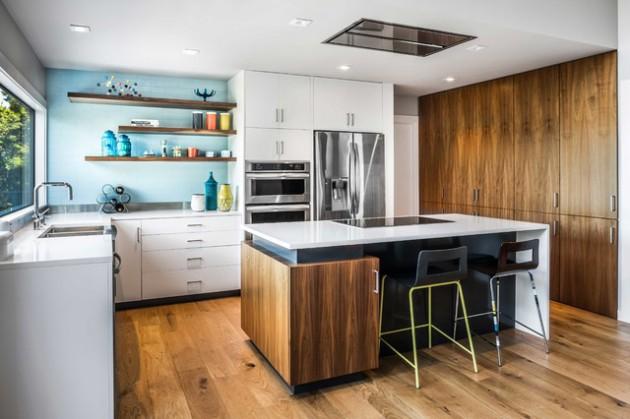 Small Kitchen Design Townhouse