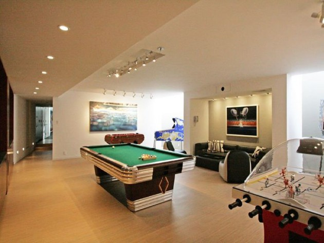 Sara elliott remember the days when people played outside and cooked inside? 17 Delightful Game Room Ideas That Every Men Dream About