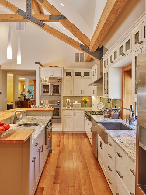 15 Elegant Traditional Kitchen Interior Designs You Can