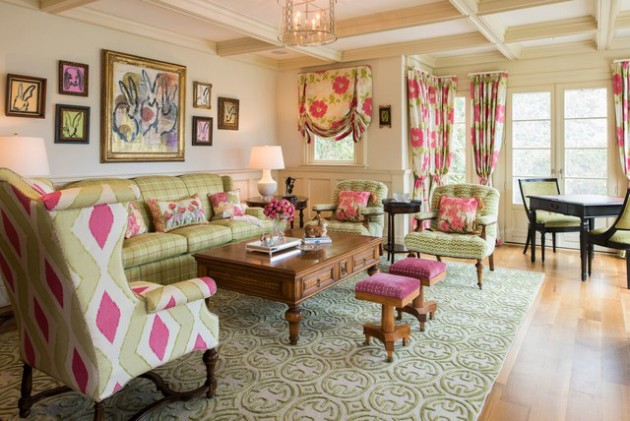 Beach Cottage Living Room Ideas