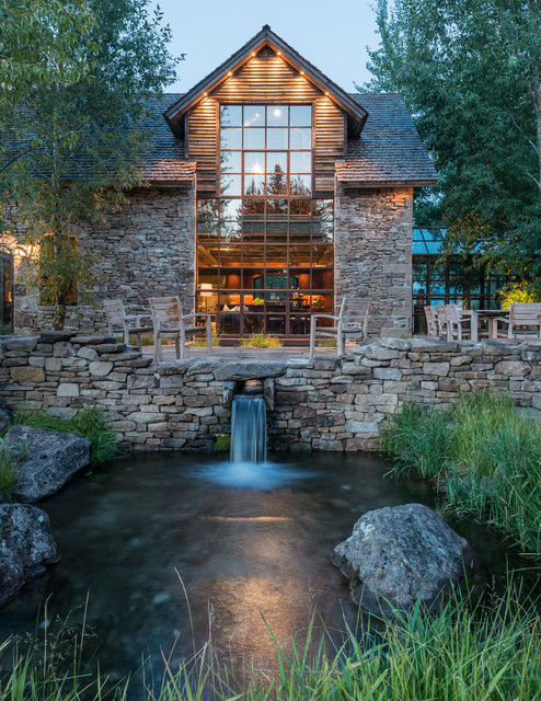 17 Wonderful Rustic Landscape Ideas To Turn Your Backyard ... on Rustic Backyard Ideas id=36186