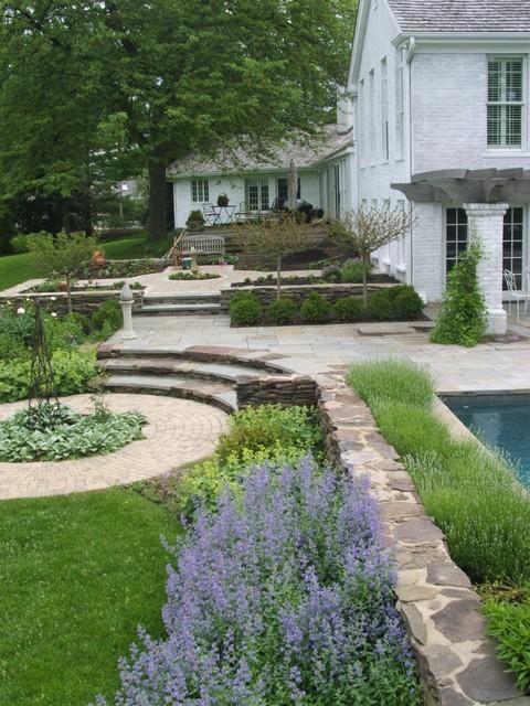 17 Wonderful Rustic Landscape Ideas To Turn Your Backyard ... on Rustic Backyard Ideas id=41353