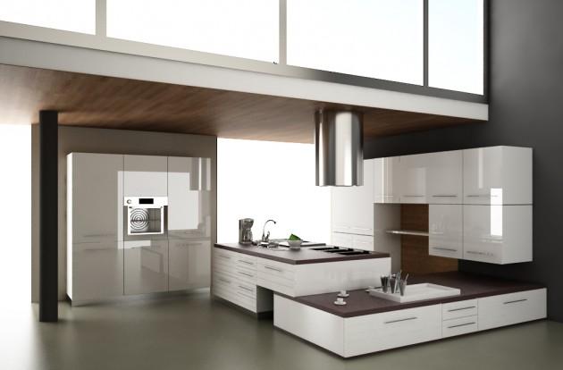 16 Ultra Modern Kitchen Designs That Will Leave You Speechless on Ultra Modern Luxury Modern Kitchen Designs  id=49307
