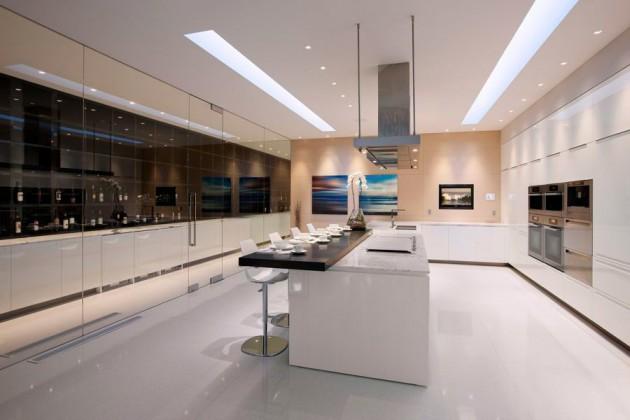 16 Ultra Modern Kitchen Designs That Will Leave You Speechless on Ultra Modern Luxury Modern Kitchen Designs  id=64967