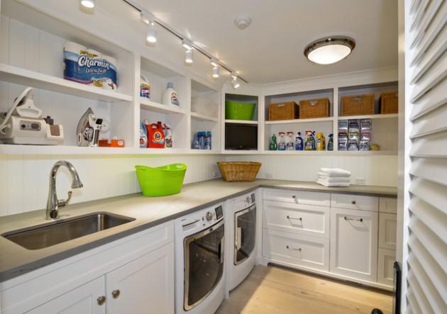 L Shaped Room Kitchen Designs
