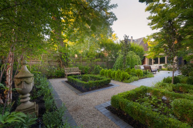 18 Mesmerizing Traditional Landscape Designs For A Fairy ... on Big Backyard Landscaping Ideas id=61964
