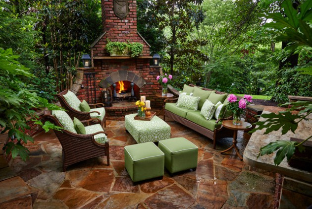 20 Of The Most Beautiful Patio Designs Of 2015 on Beautiful Patio Designs id=58586