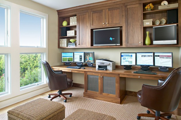 Home Office Ideas Two