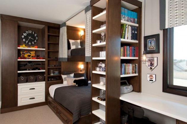 16 Simple & Cute Teen Room Designs For Boys on Simple But Cute Room Ideas  id=50599
