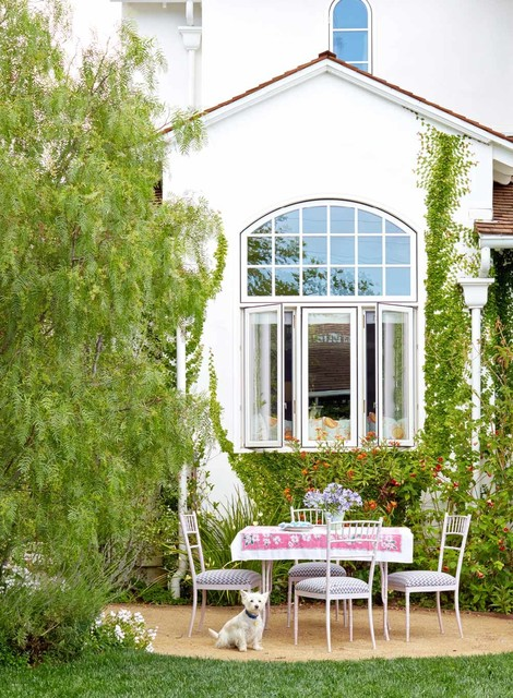 16 Snug Shabby Chic Patio Designs That Will Transform Your ... on Chic Patio Ideas id=24384
