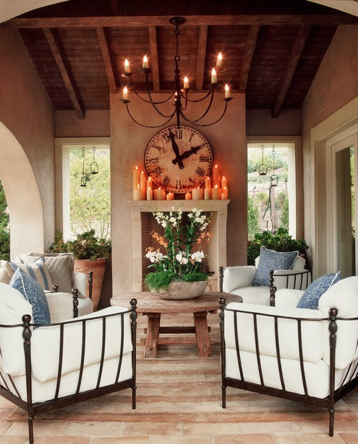 16 Snug Shabby Chic Patio Designs That Will Transform Your ... on Chic Patio Ideas id=38252