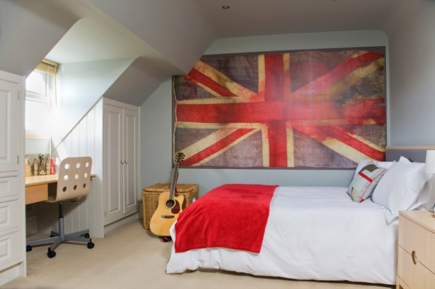 16 Simple Amp Cute Teen Room Designs For Boys
