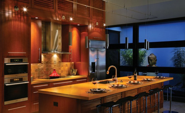 Asian Contemporary Interior Design