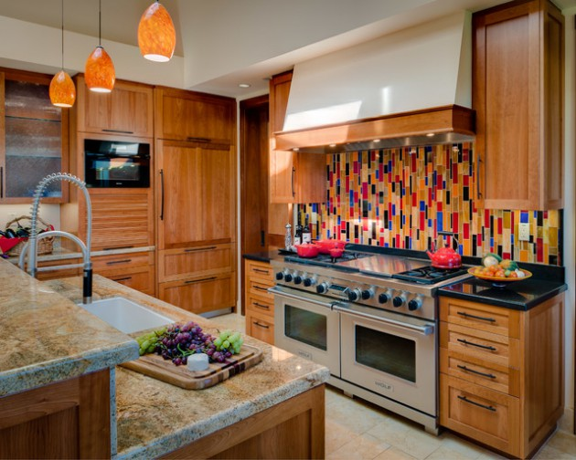 17 Warm Southwestern Style Kitchen Interiors Youre Going