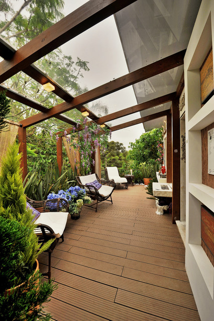 16 Functional Ideas To Design Pretty Deck In A Small Yard on Small Back Deck Decorating Ideas id=42496