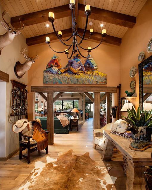 15 Seductive Southwestern Entrance Designs That Will Drag