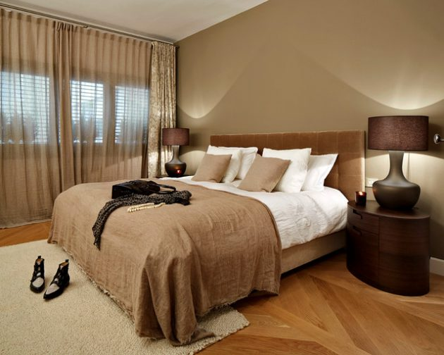 19 Comfortable Small Bedroom Designs You Should Not Miss on Comfortable Bedroom Ideas  id=77608
