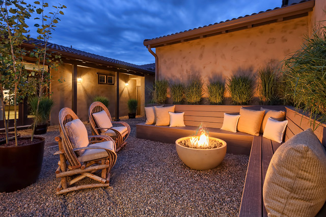 16 Cozy Southwestern Patio Designs For Outdoor Comfort on Best Backyard Patio Designs  id=69300