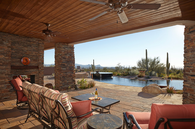 16 Cozy Southwestern Patio Designs For Outdoor Comfort on Best Backyard Patio Designs id=48588