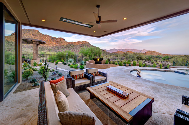 16 Cozy Southwestern Patio Designs For Outdoor Comfort on Best Backyard Patio Designs  id=61498