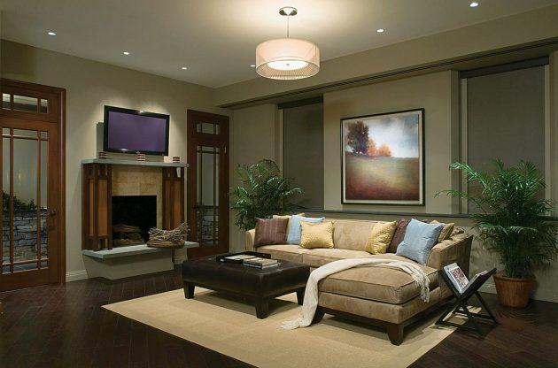 European Living Room Decorating Ideas