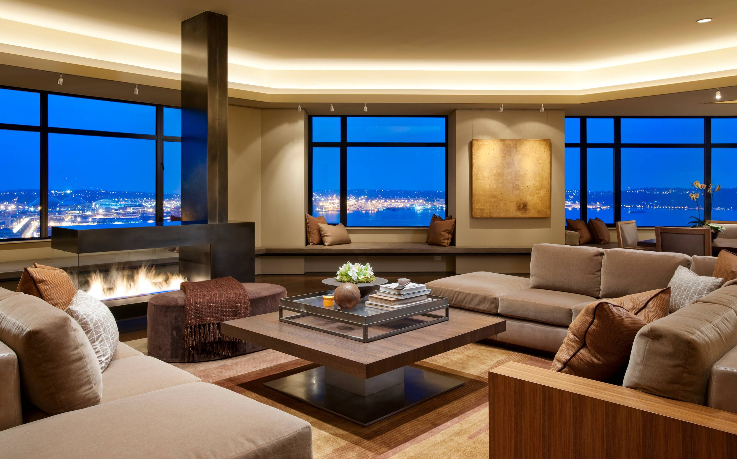 15 Beautiful Modern Living Room Designs Your Home ... on Beautiful Room Pics  id=28651