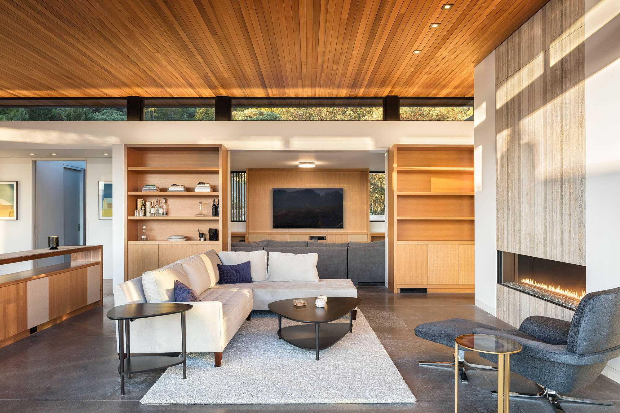 15 Beautiful Modern Living Room Designs Your Home ... on Room Decor Photos  id=19162