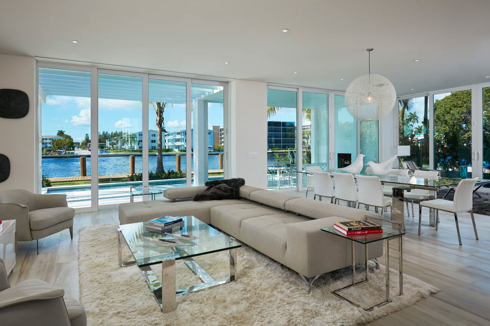 15 Beautiful Modern Living Room Designs Your Home ... on Beautiful Room Pics  id=15918