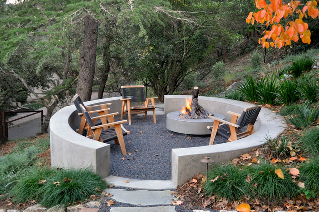15 Outstanding Contemporary Landscaping Ideas Your Garden ... on Small Landscape Garden Ideas id=49543