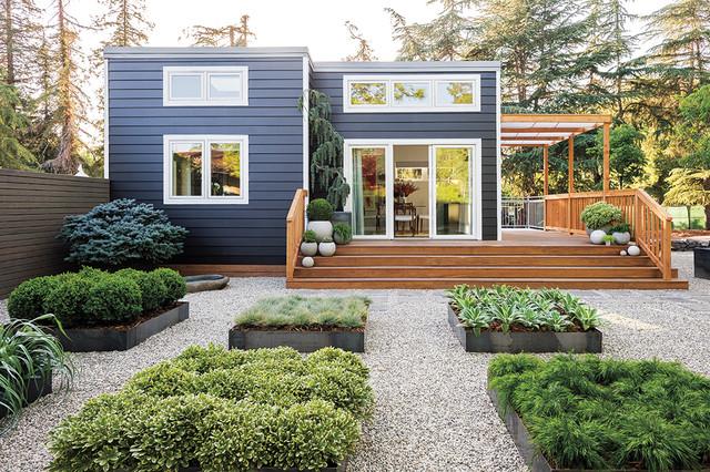 15 Outstanding Contemporary Landscaping Ideas Your Garden ... on Modern Backyard Landscape Ideas id=18414