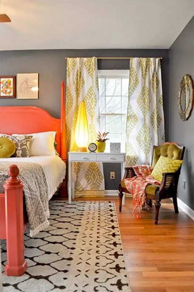 Add some unexpected colors and patterns with your christmas decorations to create fun touches that set the mood for the holidays. 17 Colorful Master Bedroom Designs That Act Pleasing To