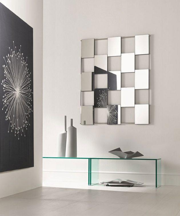 17 Marvelous Interior Designs With Dramatic Mirrors on Minimalist:btlhhlwsf8I= Bedroom Design  id=46950